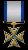 Starfleet Gold Cross